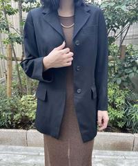 DRIES VAN NOTEN /  classic design jacket.