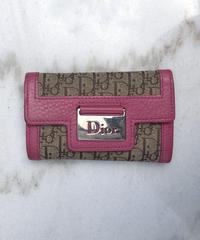 Christian Dior/ trotter key case 414014 H