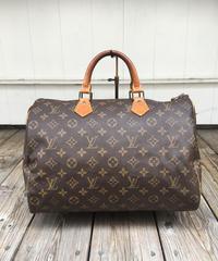 LOUIS VUITTON/ vintage speedy 35 boston bag.507017T