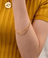 IOSSELLIANI / vintage design bangle.