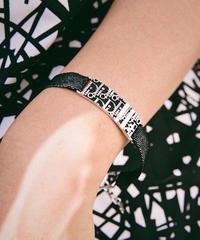 Christian Dior/trotter sports mix bracelet.