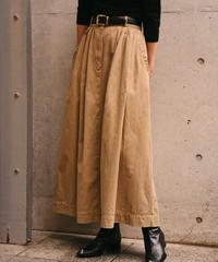 Ralph Lauren / vintage long skirt.