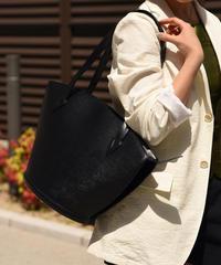 Louis Vuitton/vintage epi black design bag.