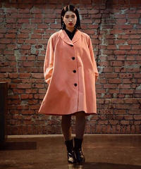 GIVENCHY/vintage  cocoon coat.