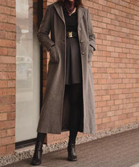 MAX&CO /vintage  long coat.