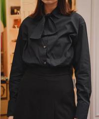 JIL SANDER/ vintage design blouse.