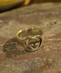 GUCCI/Interlocking G wide ring