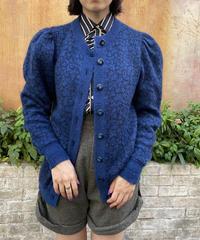 FENDI / vintage design cardigan.(U)