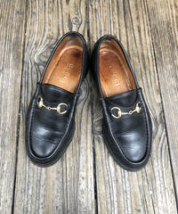 GUCCI/horse bit loafer.