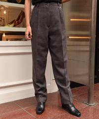 Christian Dior / vintage wool pants.