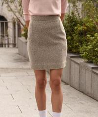 GIVENCHY /vintage wool mini skirt.