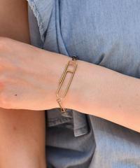 ISABEL MARANT / vintage clip design bracelet.