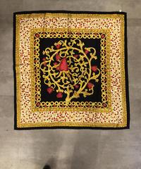 Christian Dior/ vintage heart motif scarf(S)