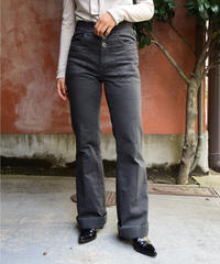 maxmara/ high-waist denim pants