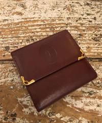 Cartier/vintage pouch mini wallet.