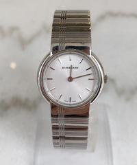 Burberry/ vintage silver quartz .082(U)
