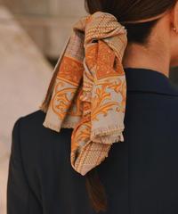 ETRO/ vintage check scarf