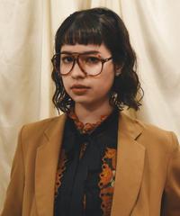 Ralph Lauren/ vintage brown toroiseshell  flame glasses.(U)