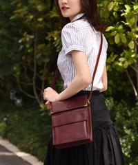 Cartier/vintage mustline square shoulder bag.