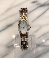 Yves Saint  Laurent/ vintage authentic design mix  quartz. (P)