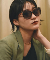 PRADA/ vintage wellington  logo design sunglasses.(U)