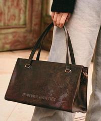 Jean Poul Gaultier/ vintage design hand bag
