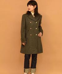 MAX&Co. / vintage design reefer coat.