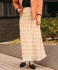 vintage/ milano vintage flare skirt