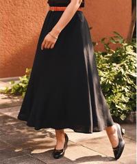 Chloe / vintage flare skirt.
