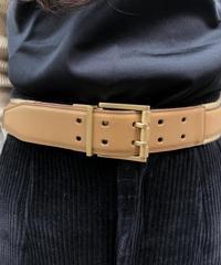 GUCCI / vintage design  belt. 417012A