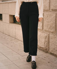 Salvatore Ferragamo/gancini design slacks pants.