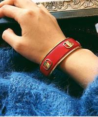 Salvatore Ferragamo/ vintage vara ribbon bangle