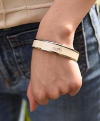HERMES/ vintage email bracelet.