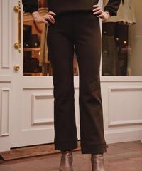 MIU MIU /brown vintage wide pants./