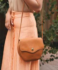 Christian Dior  / vintage leather shoulder bag.