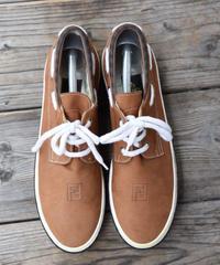 FENDI/zucca pattern shoes