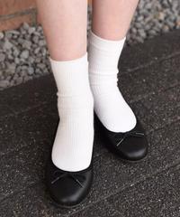 agnes b./vintage ribbon ballet shoes.