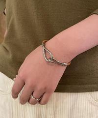 HERMES/ vintage jumbo bracelet.  (U)6