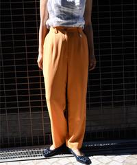 GIVENCHY/vintage color slacks.