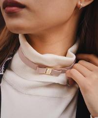 Salvatore Ferragamo/vintage vara leather 2way belt.