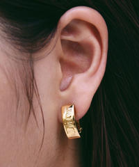 DIOR/gold earrings