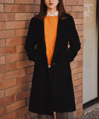 agnes.b/ vintage corduroy coat.