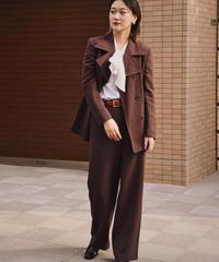 VALENTINO/ vintage jacket× pants  set up.