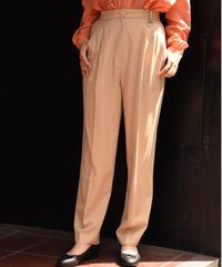 Christian Dior / vintage  beige color  slacks.