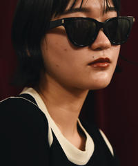 SAINT LAURENT PARIS/ classic sunglasses design by Hedi Slimane.(U)