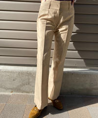 FENDI/vintage straight pants.