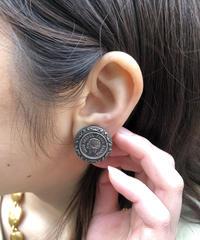 CHANEL/vintage  design earring. 501008 A