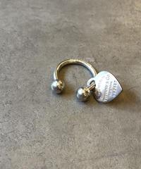 Tiffany&Co./return to Tiffany key ring