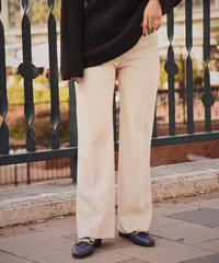 VALENTINO / vintage design white  slacks.
