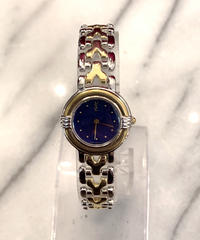 Yves Saint  Laurent/ vintage logo design mix quartz. (P)